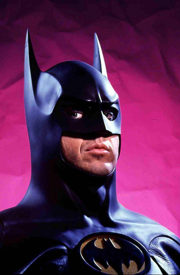 Michael Keaton oli ensimmäisten kahden Batman-elokuvien pääosassa.