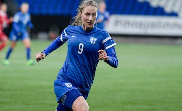 Juliette Kemppi pelaa Bristol Cityssä Englannin Superliigaa.