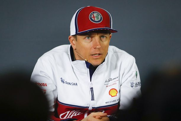 Kimi Räikkönen kertoi suhtautuvansa formula ykkösiin enemmän harrastuksenaan kuin työnään.