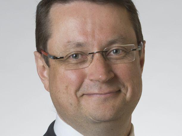 Mika Kari (sd) nousi eduskuntaan vuoden 2011 vaaleissa.