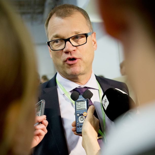 Juha Sipilä ei uskonut Stubbin valintaan.