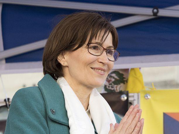 Sveitsin Vihreän puolueen johtaja Regula Rytz kutsuu historiallista vaalivoittoa tektoniseksi muutoksesta maan politiikassa.