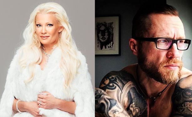 Viulisti Linda Lampenius ja ex-jääkiekkoilija Hannes Hyvönen ovat tänään Susanne Päivärinnan vieraina.
