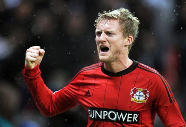 Saksan maajoukkuemies Andre Schürrle siirtyy Leverkusenista Chelsea-paitaan.