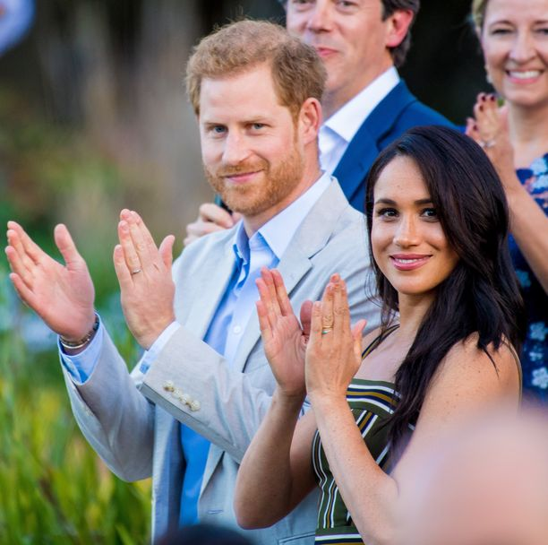 Harryn ja Meghanin tytär syntyi kesäkuussa.