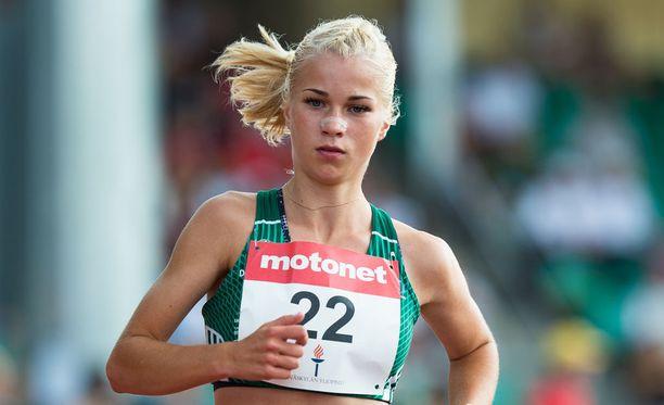 Alisa Vainiolta jäivät EM-kisat väliin, mutta hänet nähdään Ruotsi-ottelussa.