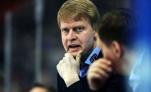 Jukka Rautakorpi vaikuttui Henrik Haapalasta.