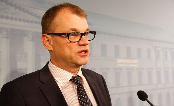 Juha Sipilän mukaan Suomi on valmis auttamaan, mutta lainsäädäntönsä mukaisesti.