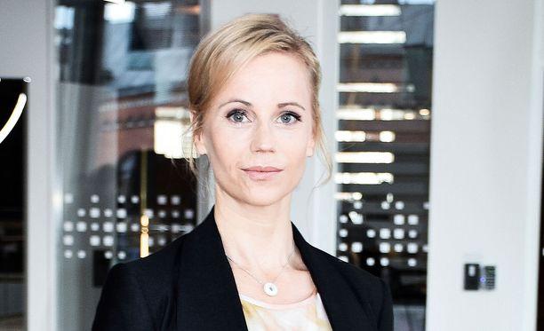 Sofia Helin otti ensimmäisen kerran kantaa Suomen maahanmuuttopolitiikkaan vuonna 2015.