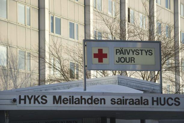 Moni sairaalapäivystys on todella ruuhkainen. Kuvituskuva.