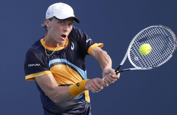 Ensi perjantaina 22 vuotta täyttävä Emil Ruusuvuori on maailmanlistalla sijalla 83.