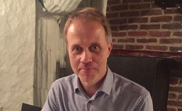 Petri Tamminen tunnisti itsessään Riitaojan.