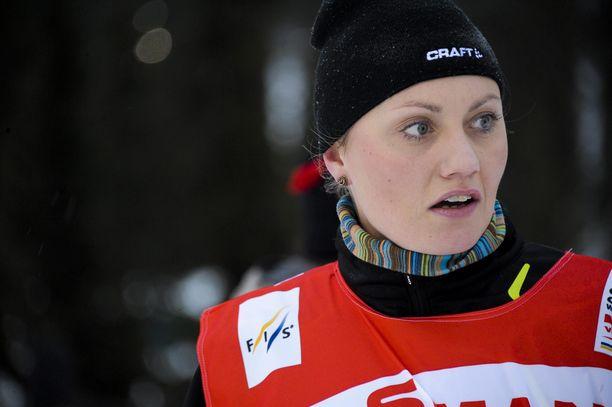 Pirjo Muranen voitti urallaan kolme maailmanmestaruutta ja yhden olympiamitalin.