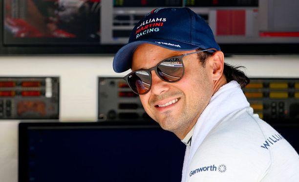 Williams-tallin johtoporras on ollut tyytyväinen tämän miehen otteisiin.