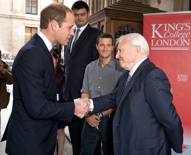 Sir David Attenborough tunnetaan BBC-luontodokumenteistaan.