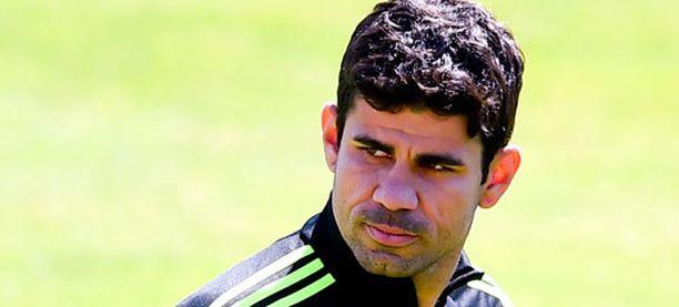Diego Costa ei irtoa alle 40 miljoonalla eurolla.