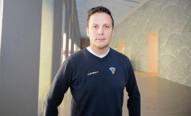 Lauri Marjamäki johdattaa Leijonat seuraavaksi Moskovan EHT-turnaukseen.