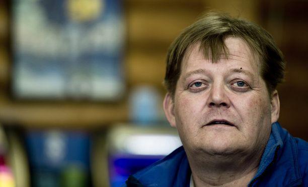Seppo Rädyllä oli ytimekäs mielipide Saksasta.
