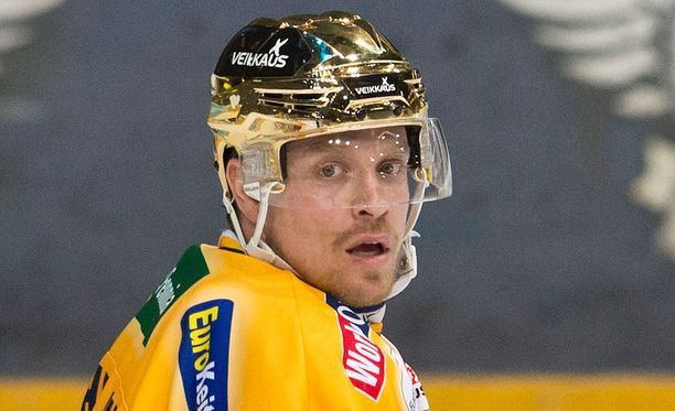 Ville Vahalahti on tehnyt 836 ottelussa 581 tehopistettä.