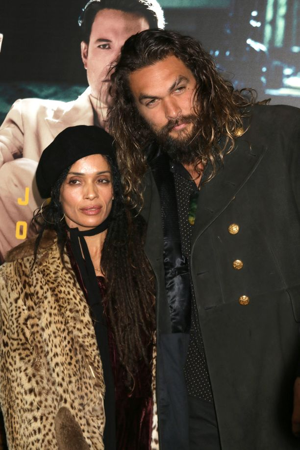 Lisa Bonet ja Jason Momoa.