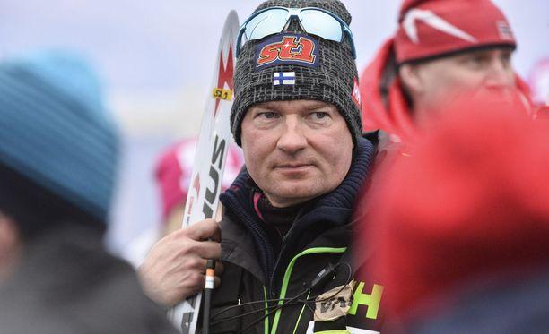 Matti Haavisto on toiminut Suomen huoltopäällikkönä vuodesta 2014 lähtien.