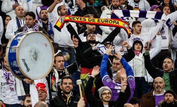 Tuhannet Real Madridin fanit ovat jo luopuneet Mestarien liigan finaalin pääsylipustaan.