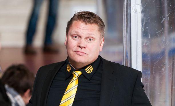 Pekka Virta jättää KalPan kuluvan kauden jälkeen.