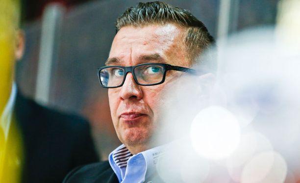 Ari-Pekka Selinin luotsaama TPS on ongelmissa loukkaantumisten kanssa.
