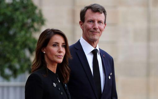 Tanskan prinssi Joachim, 51, joutui sairaalaan  – syynä veritulppa