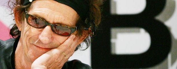 Keith Richardsilta poistettiin verihyytymä aivoista.