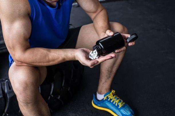 Yleisimmin käytetyt kuntodopingaineet ovat testosteroni ja anaboliset steroidit, joilla tavoitellaan suurempia lihaksia.