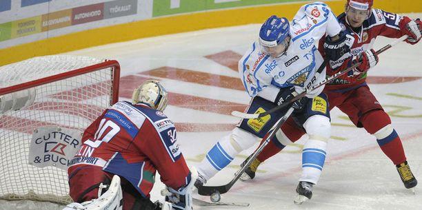 Venäjä voitti Karjala-turnauksen.