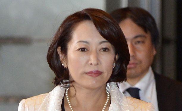 Japanin oikeusministeri Masako Mori on kertonut allekirjoittaneensa teloitusmääräyksen tarkan harkinnan jälkeen.