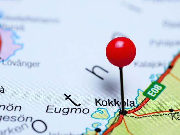 Tapahtumat sijoittuvat Kokkolaan ja vapunaattoon. Kuvituskuva.