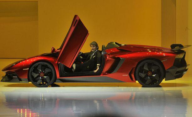 Tämän Lamborghinin omistajaa ei haluta paljastaa.
