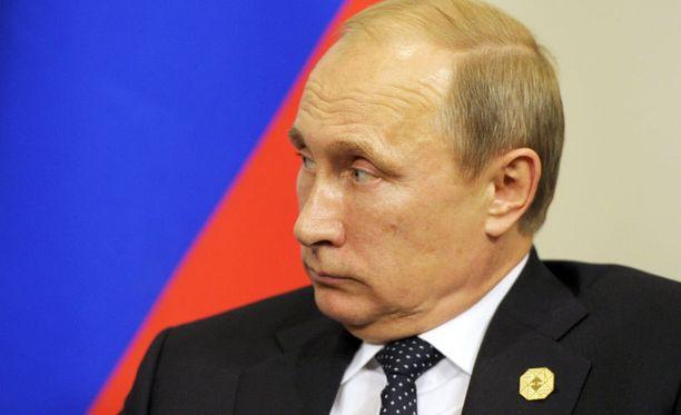 Vladimir Putinin vierailu Australiassa saatta loppua ennenaikaisesti.
