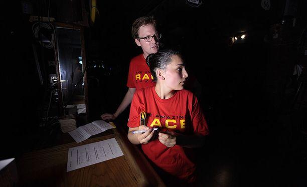 Amazing Race on suosittu yhdysvaltalainen tositelevisiosarja, jossa joukkueet yrittävät selvitä erilaisista tehtävistä ympäri maailmaa. Ohjelmaa on tehty jo yli 30 tuotantokautta.