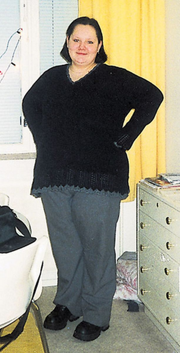 ENNEN Piia Katajamäki oli iloinen ja meneväinen yli 120-kiloisenakin. <br>– Ystäväni ovat sanoneet, etteivät he ajatelleet minun olevan niin lihava, koska en murehtinut painoani ja kieriskellyt itsesäälissä, hän kertoo.