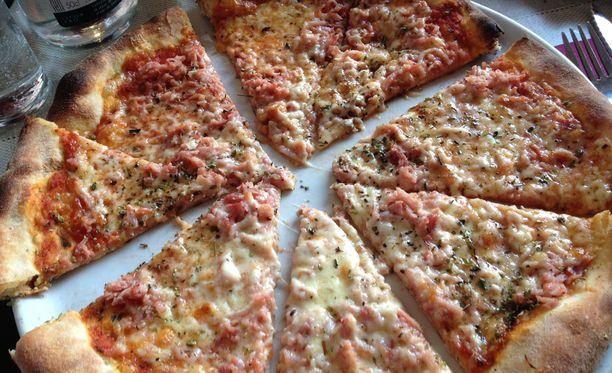 Pizzat ilahduttavat yhden sijaan useita.
