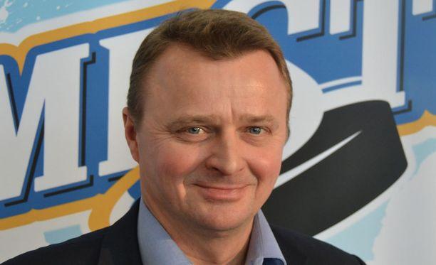 Jukka Toivakkaa pidetään ykkössuosikkina Kalervo Kummolan seuraajaksi.