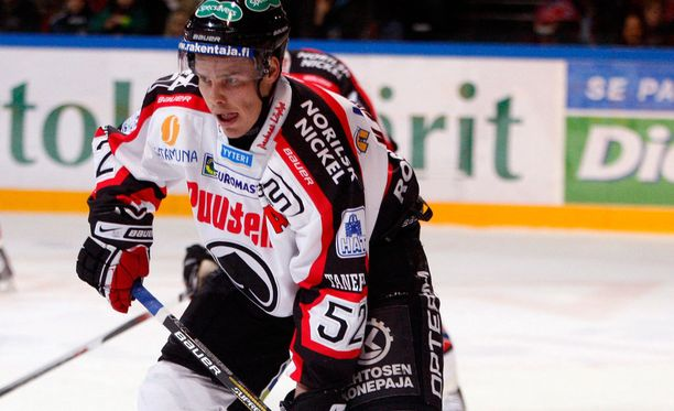Ville Uusitalo pelaa torstaina toistaiseksi viimeisen pelinsä Ässissä.