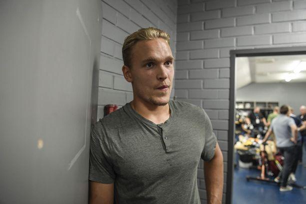 Mikko Rantanen on noussut NHL:ssä kiistattomasti tähtiluokkaan. Edessä on tuhti tilipäivä.