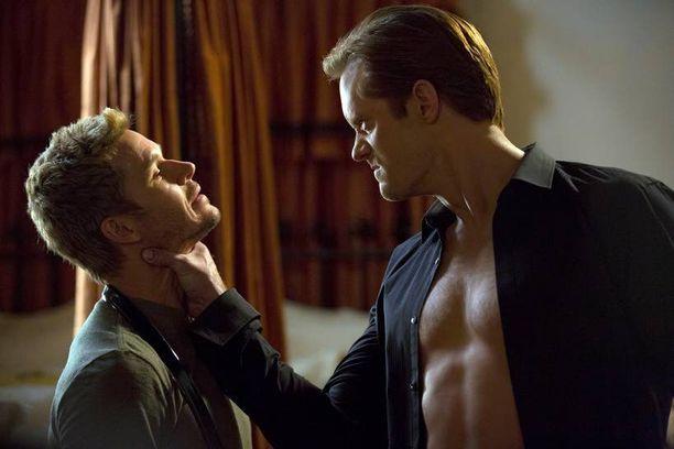Eric, eli ruotsalaisnäyttelijä Alexander Skarsgård on noussut etenkin naisfanien suureksi suosikiksi.