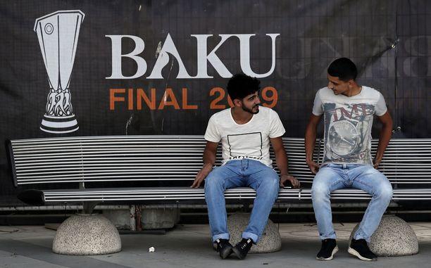 Baku on myös yksi kesän 2020 futiksen EM-turnauksen pelipaikkakunnista.