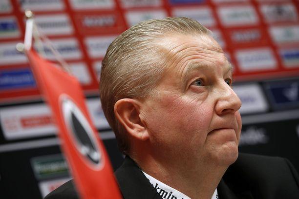 Pasi Kaukoranta ei jatka ensi kaudella Ari-Pekka Selinin valmennusryhmässä.