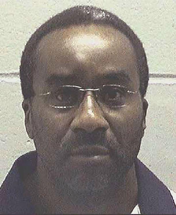 Ray Cromartie, 52, istui vankilassa yli 20 vuotta ennen kuolemaansa.