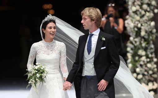 Kuninkaallinen perheenlisäys! Hannoverin prinssi Christian ja Alessandra-vaimo saivat kaksoset