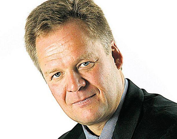 Sananvapauden äskeinen marttyyri Kari Väisänen haastatteli presidentti Tarja Halosta Hämeen Sanomissa.