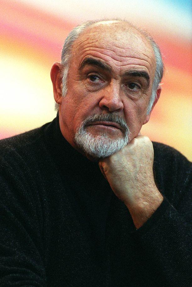 Sean Connery on kuollut 90-vuotiaana.