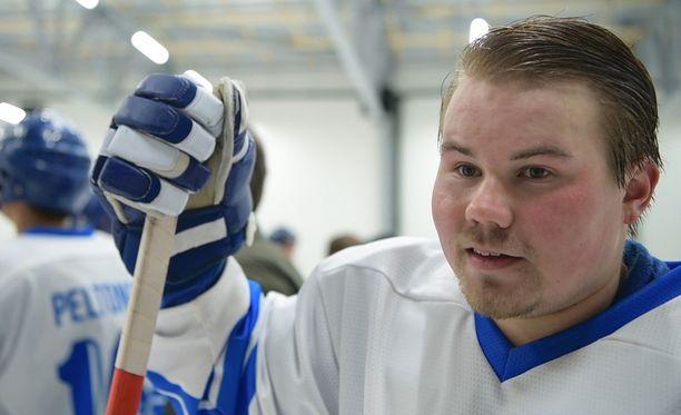 Joel Hirvonen on 95-elokuvan Juti.